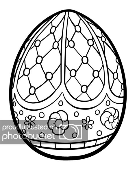 easter egg coloring page easter egg coloring pages