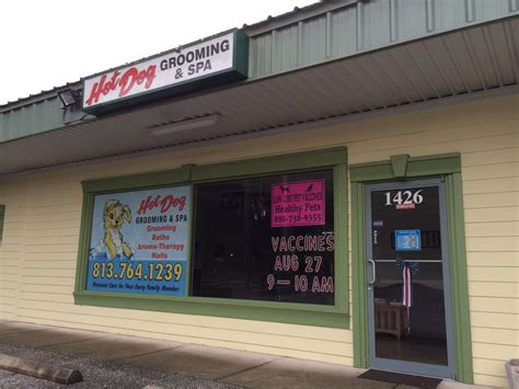 Seffner Post Office by Grooming And Spa Pet Groomers 1426 S Kingsway