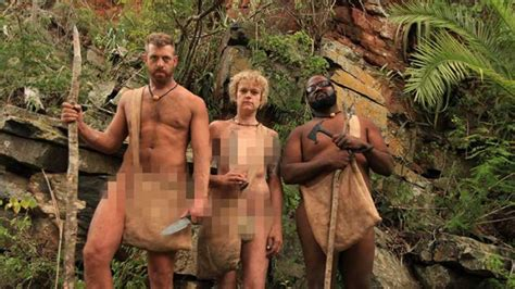celebrity jungle why did jack leave recap naked and afraid xl episode 2 man on fire