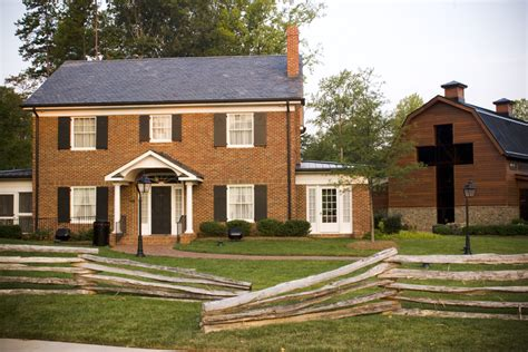 the curious story billy graham s childhood home