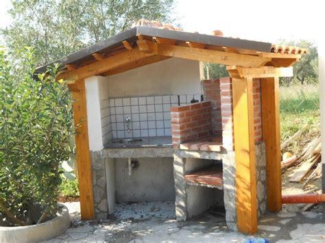 Tutorial Cucina In Muratura by Progettazione E Realizzazione Cucine In Muratura Barbecue