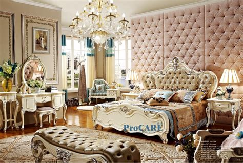 luxury bedroom sets 2016 new arrival top quality classic luxury bedroom