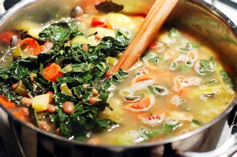 Detox Soup Vegtable by 50 Detox Soups To Start Losing Weight Today