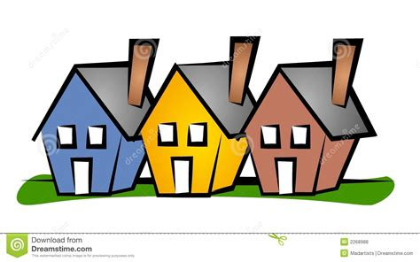 clipart home housing cliparts
