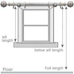 How To Measure For Drapes How To Measure For Your Window Blinds And Curtains