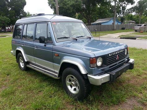 1985 mitsubushi montero pajero turbo diesel 4x4 4wd 1984 1983 1982 1981 1980 classic