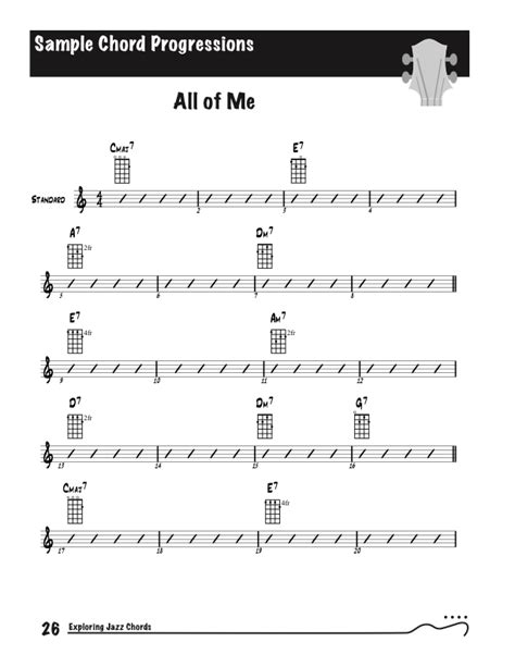 tutorial chord gitar all of me lessons songs books links and ukulele resources