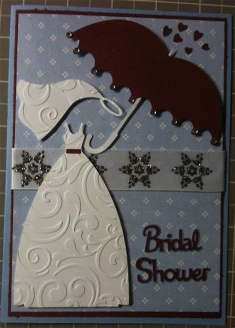cricut card ideas my bridal shower - Bridal Shower Ideas Using Cricut