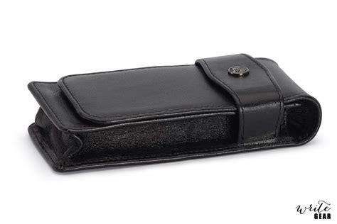 Flap Pouch kaweco flap pouch for 3 pens write gear