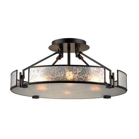 mount airy 4 light flush mount clarkton 3 light aged silver semi flush mount tn 11712