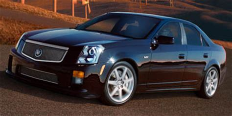 Cadillac Cts 2005 Price by 2005 Cadillac Cts V Review Ratings Specs Prices And