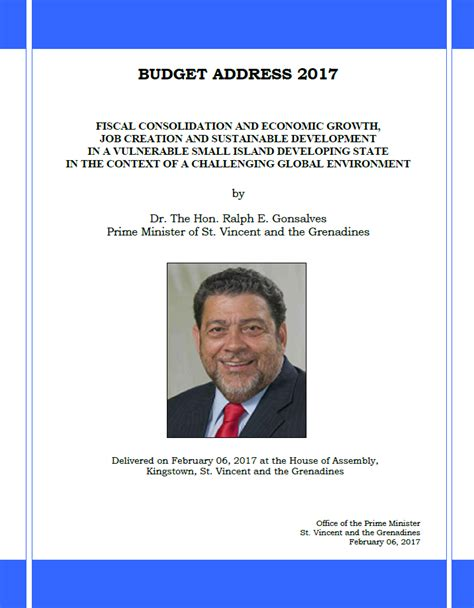 st vincent and the grenadines annual budget addresses 2002 2017 2013 2017 volume 3 books caribbean elections st vincent and the grenadines