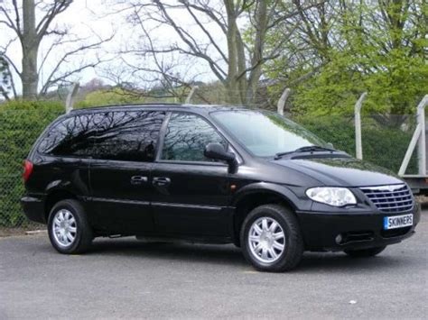 chrysler grand voyager 3 8 2006 auto images and specification chrysler grand voyager 3 8 2006 technical specifications interior and exterior photo