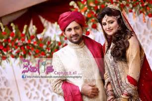 sarfraz ahmed wedding pictures and video drama industry