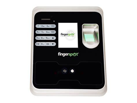 Mesin Absensi Wajah mesin absen teknologi sidik jari wajah dan kartu lebih