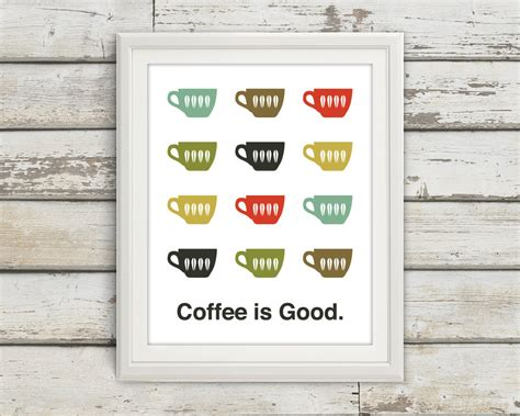 coffee home d 233 cor coffee print coffee print coffee