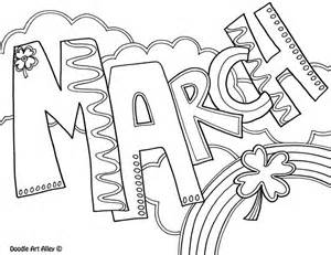 color of march 149 best images about bulletin board daily routines on