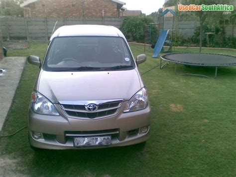 Used Toyota Avanza For Sale In South Africa 2011 Toyota Avanza 1 5sx Used Car For Sale In Springs