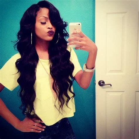 picture of hair sew ins cute long sew ins extensions hair do s just for me