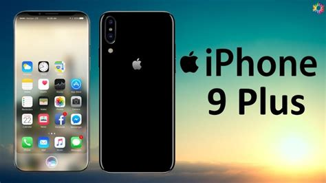 apple iphone 9 plus release date introduction specifications price features