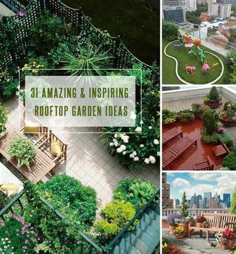 Rooftop Garden Design Ideas 31 Amazing And Inspiring Rooftop Garden Ideas Gardenoid