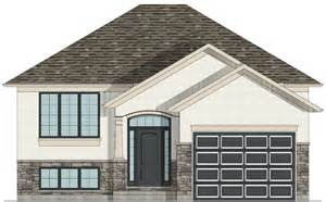 Raised Bungalow House Plans House Plans And Design House Plans Canada Raised Bungalow