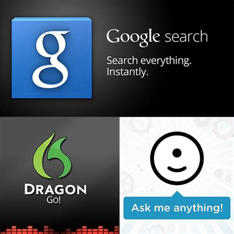 find android app 4 best voice search android apps androidtapp