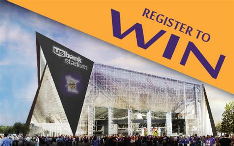Vikings Tickets Giveaway - concorde general agency