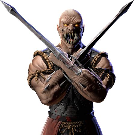 mkwarehouse mortal kombat  mobile renders