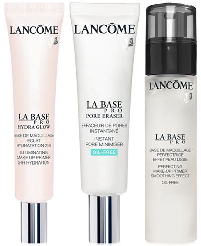 Primer Lancome lanc 244 me la base pro primer collection makeup