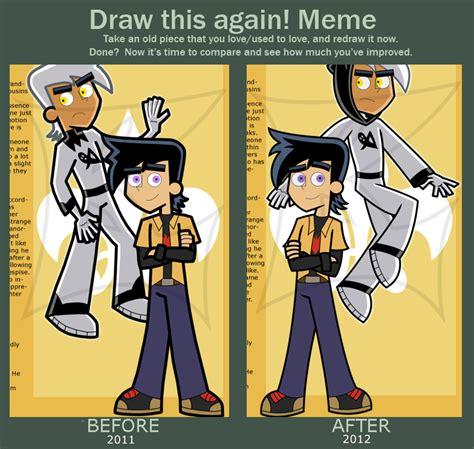 Draw It Again Meme Template - draw this again meme by linariel on deviantart