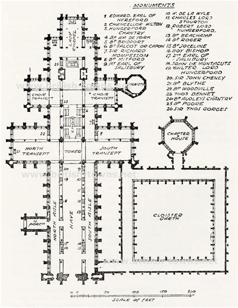 salisbury cathedral floor plan ground plan salisbury cathedral of salisbury cathedral