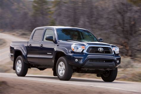 toyota tacoma review top speed