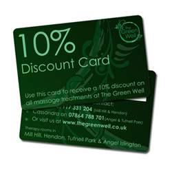 china green discount card china pvc discount card