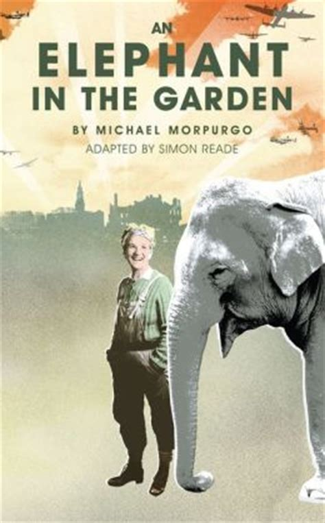 Elephant In The Garden by An Elephant In The Garden By Simon Reade 9781783196739 Nook Book Ebook Barnes Noble