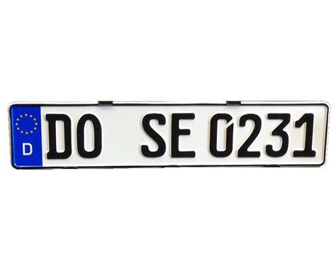 Fahrradhalter Auto Kennzeichen by Kfz Kennzeichen D Z B Erweiterungsschild F 252 R