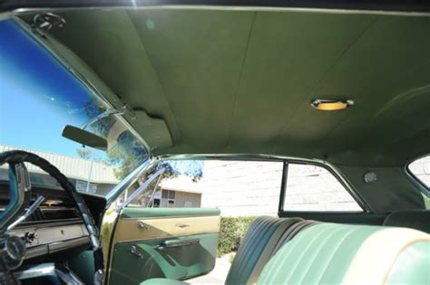 Eighty Eight Green seller of classic cars 1964 oldsmobile eighty eight