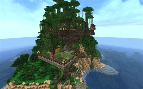 minecraft tree house the ultimate treehouse the diamondcast minecraft project