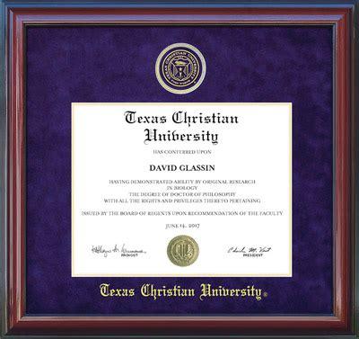 touro university designer diploma frame wordyisms texas christian university designer diploma frame wordyisms