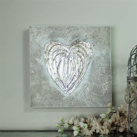 wall decor paintings silver wall hanging picture print canvas