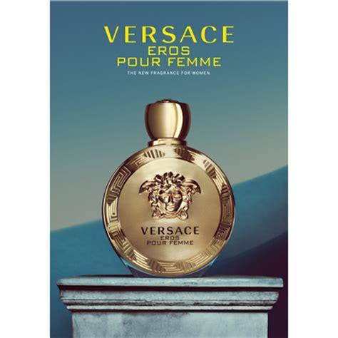 Parfum Versace Eros versace eros pour femme eau de parfum feelunique