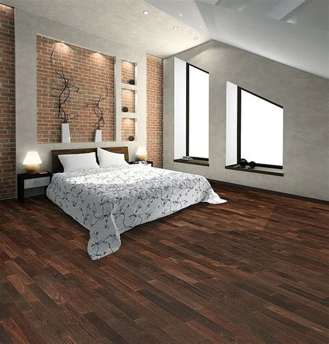 Laminate Flooring Bedroom Ideas | modern laminate flooring interior decorating idea