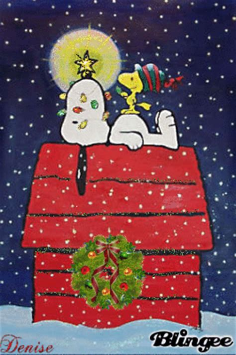 Home Decorating Ideas For Christmas woodstock and snoopy decorating for christmas picture