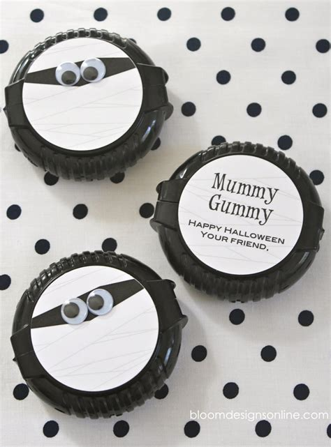 printable mummy eyes mummy gummy bloom designs