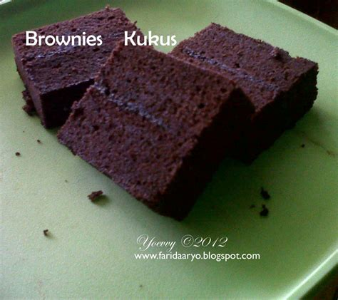 3 resep brownies kukus coklat yang menggoyang lidah brownies kukus keju cake ideas and designs