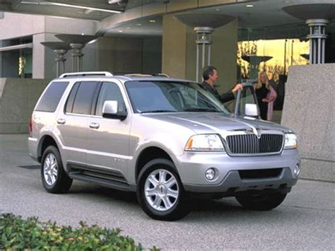 blue book used cars values 2003 lincoln blackwood lane departure warning 2003 lincoln aviator pricing ratings reviews kelley blue book