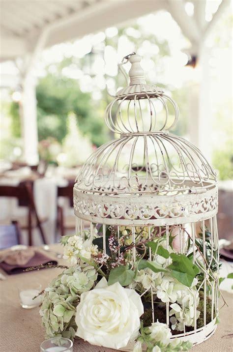 20 Flower Birdcage Decorations   Home Design And Interior