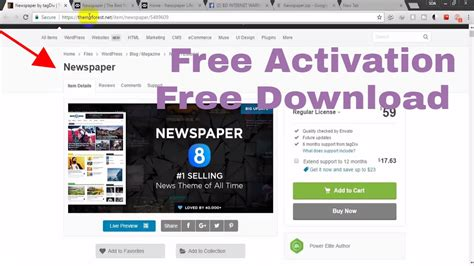newspaper theme youtube how to download fully activated newspaper wordpress theme
