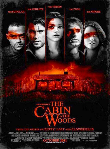 the cabin in the woods 2012 綷崧 綷