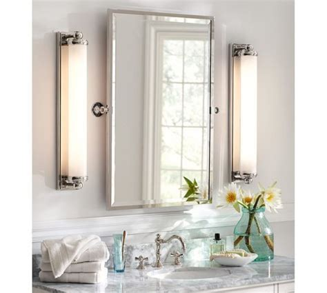 country bathroom mirrors this style 2 for master bath note style of side lights